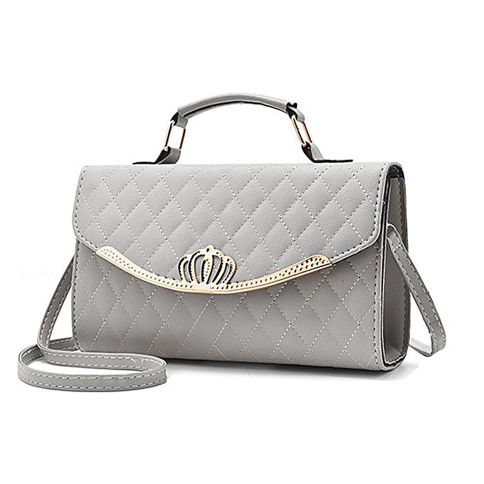 Women handbag -  Grey