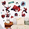 Spider man wall stickers