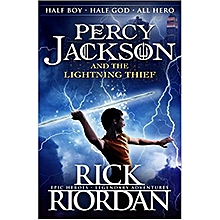 Percy Jackson and the Lightning Thief (Book 1)-RICK RIORDAN