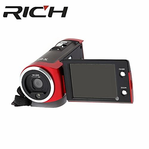 DHL C6 Mini Portable 720P 30FPS Digital Camera 2 7'' LCD Screen 16MP 16X  Digital Zoom Anti-shake Video Recorder DV Camcorder LOOKFAR