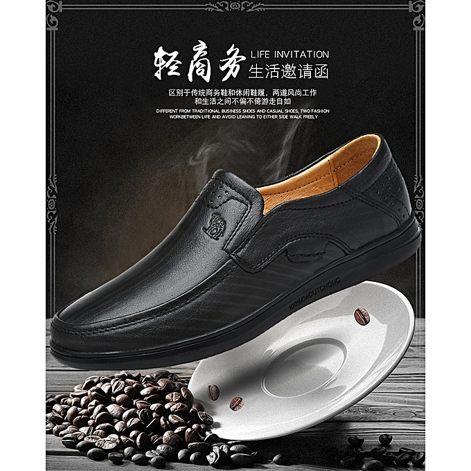 6676250d84c Camel Genuine Leather Mens Moccasin Shoes Black Men Flats Breathable Casual  Loafers Comfortable Plus Size 35-47 Driving Shoes