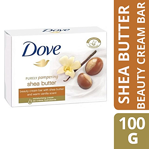 Shea Butter Beauty Soap - 100g.