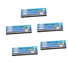 5Pcs  Hornet 110*44MM Flavored Smoking Rolling Paper
