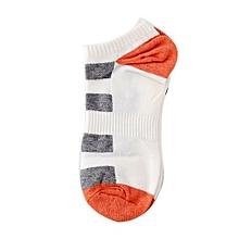 Men's Stripe Socks Women Casual Spring Summer Autumn Short Fashion Male Sock GY