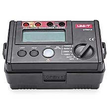 UT501A 1000V Insulation Resistance Measuring Digital Instrument - Black