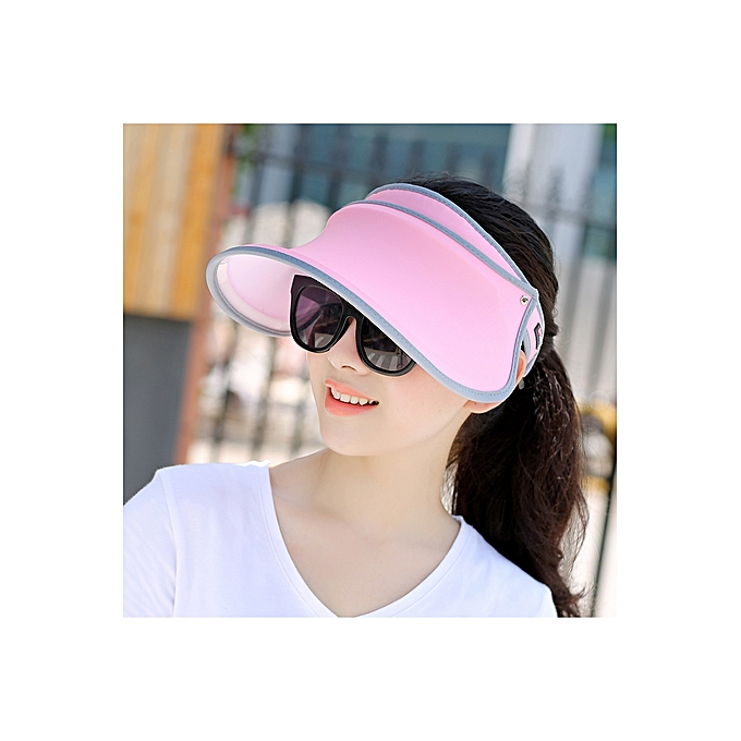 1Is common style of-powder colorThe sun protection hat of hat female hides  a face 22c9f8d53f9