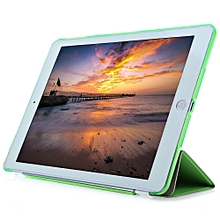 Ultra Slim Detachable Leather Smart Cover Hard Back Case With Stand Function For IPad Air