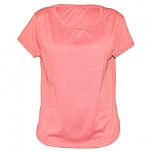 Coral Women's Short Sleeved Tops