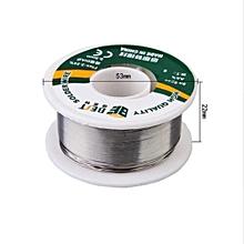 BEST 1PCS High Quality Tin Line 100g Senior solder wire Tin Lead Line Rosin Core Flux Solder Solder 0.6mm