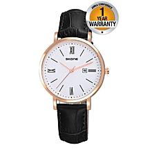 Black Flawless Ladies Wrist Watch