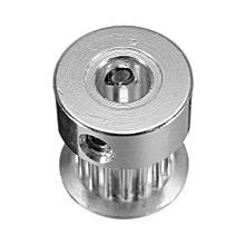 GT2 Pulley 16 Teeth 16teeth Bore 5mm Tooth Timing Gear Alumium For GT2 Belt Width 6mm Best Quality For 3D Printer Parts