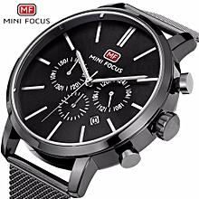 Minifocus Business 2017 Top Fashion Men Watches New Famous Brand Quartz Wrist Watch Luxury Male Clock Montre Relogio Masculino 0023