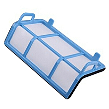 Professional Filter For Ilife V3 V5 Robot Vacuum Cleaner Accessories-Blue And White