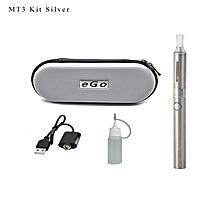 Electronic Cigarette, E cigarette,  MT3 EVOD Kit Silver