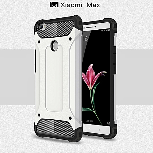 the latest d435b 5cfce Xiaomi Max Case Armor Shock Proof Defender Cover