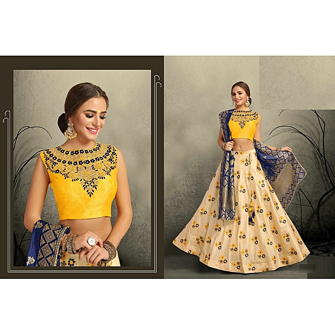 14fc7b4c5b Generic Chaniya cholis Indian traditional dresses @ Best Price ...