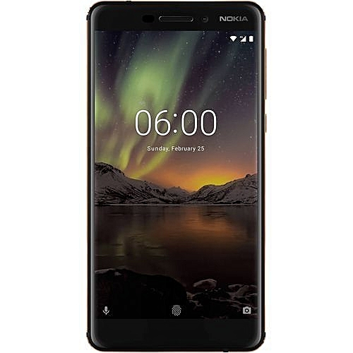 "6.1 (2018)– 5.5"" - 32GB – 3GB – 16MP – Dual SIM – Black"