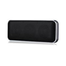BT202 - Mini Bluetooth Speaker Thinnest - Black