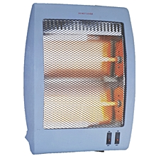 Halogen Portable Electric Room Heater - 800W Max Power
