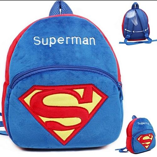 Generic Cartoon themed kids bags - Superman   Best Price  ed1b9f9339e52