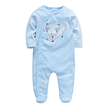 Baby Blue Long sleeved Body Suit great for all occasions and weather conditions