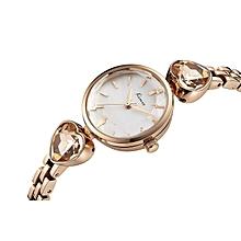 Classic Ladies Bracelet Luxury Dinner Watch K6235S - Gold