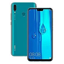 """Y9 - 2019, 6.5"""", 64GB, 4GB RAM, 16MP+2MP, 4G (Dual SIM) Blue"""