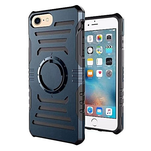 separation shoes 124d2 2f50f Sports Multifunctional Armband Magnetic Adsorption Heavy Duty Case For  IPhone 7 Navy Blue (Color:c0)