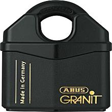 High Security Padlock- Granit Black