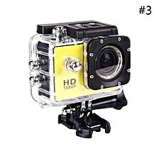 CUJMH Camera 1080P HD Shooting COMS Sensor Wide Angle Lens Camera Waterproof Digital Video Camera For Outdoor Sports LOOKFAR