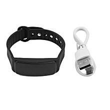 Waterproof Smart Band Heart Rate Monitor Wristband Pedometer Bracelet