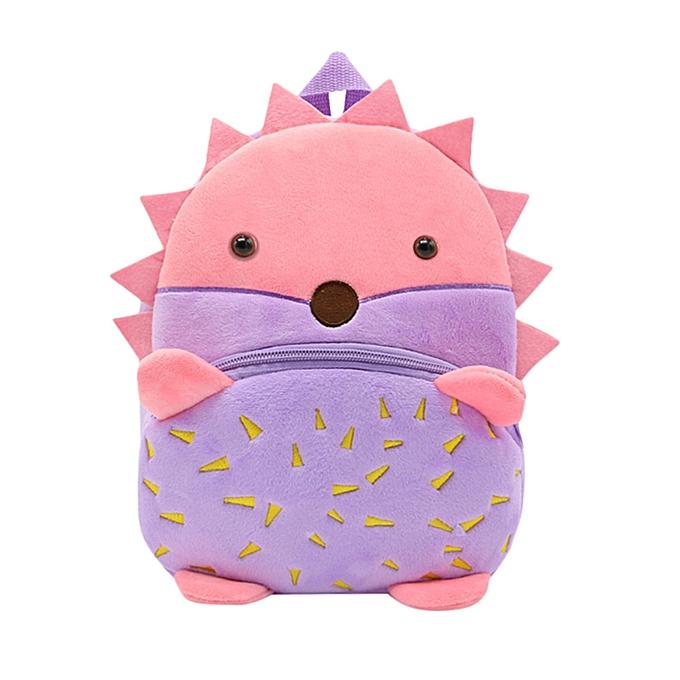 Xiuxingzi Children Baby Girls Boys Kids Cute Cartoon Animal Backpack  Toddler School Bag ddd07c41c7b51
