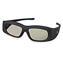 Gonbes G05A Bluetooth Infrared Signal Active Shutter 3D Movie Game Glasses for TV