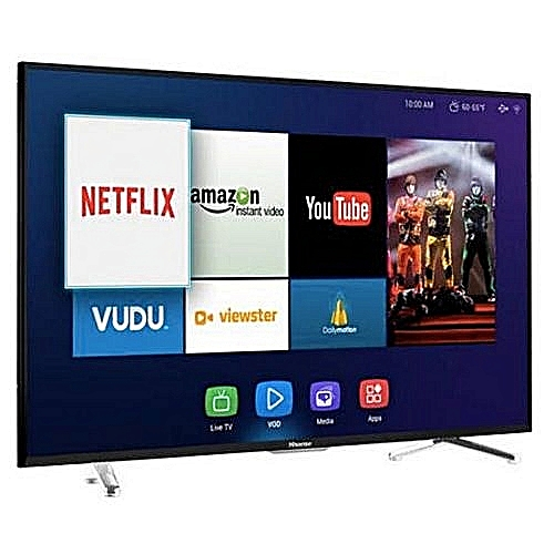 "55A5500PW - 55"" - FHD LED Smart TV - Grey"