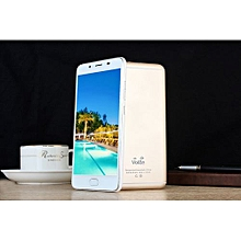 Smartphone 5.5inch Mobile Cell Dual SIM Dual Standby TN 540*960 LCD MTK6572 Android-white