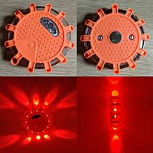 New Beacon Magnetic Road Flare Flash Emergency Signal Strobe Warning LED Light