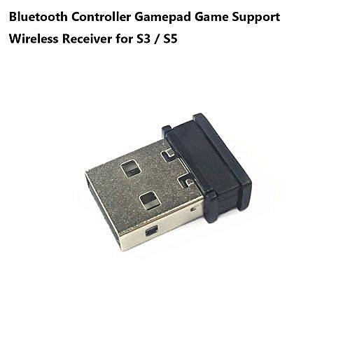 GEN_GAME Bluetooth Controller Gamepad Game Support Wireless Receiver For S3 / S5 / T3