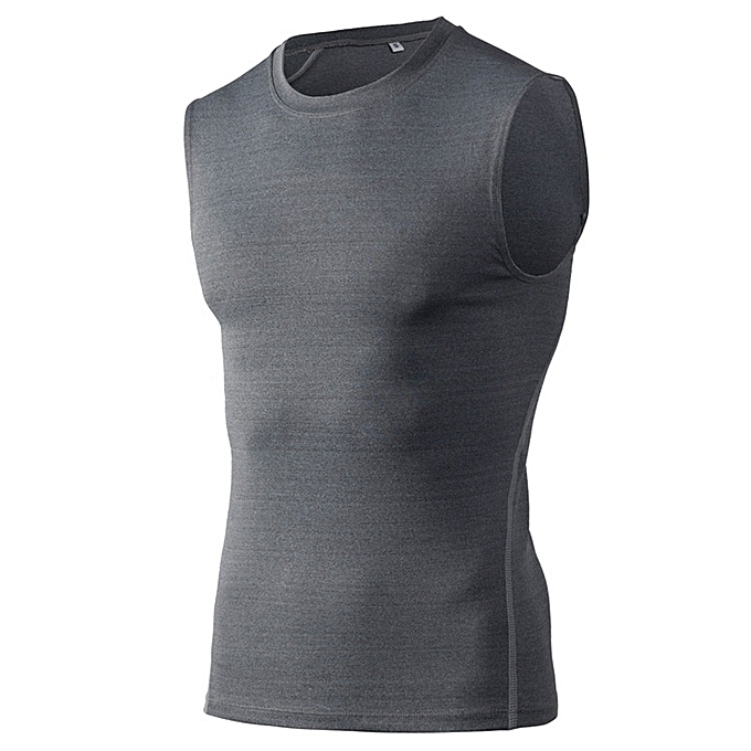 03fba928 Stylish Men's Elastic Basketball Tank Tops Sleeveless Running Shirts ...