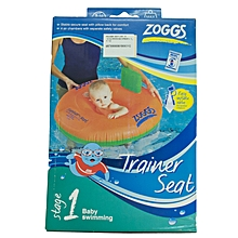 Trainer Seat Jnr- 303212orange/Green- 3_12