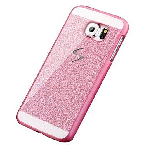 5fe90bb6f26 Generic Diamond Bling Crystal Capa Fundas Hard Flash Plastic Case  ForSamsung Galaxy A5 A500 (Pink)