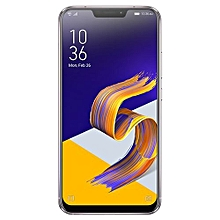 Zenfone 6.2-Inch IPS LCD (4GB, 64GB ROM) Android 8.0 Oreo, Dual 12MP+8MP, Dual SIM LTE Smartphone - Meteor Silver
