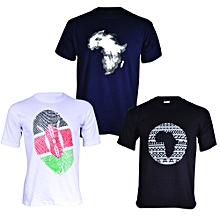 T-shirt Combo (3-in-1) - Multicolour