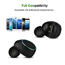Wireless Bluetooth 4.1 Headphone Hands-free In-ear Headset Mini Earphone For Sports Driving