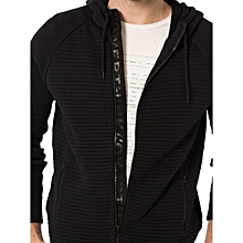 Black Male Cardigan