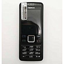 Nokia 6300 2G Mobile Phone - Black