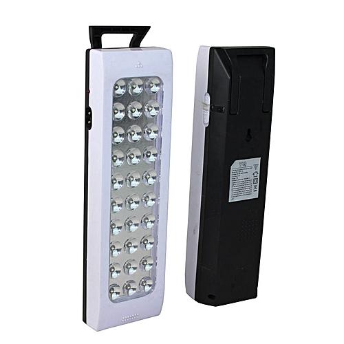30 LED Solar PIR Motion Sensor Lights - Black