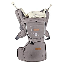 Hip Seat Baby Carrier - Grey