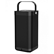 A9 Column Bluetooth Speaker - Black