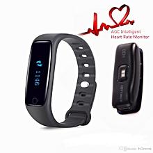 Teclast H30 Sleeping Track Heart Rate Monitor Smart Wristband-BLACK
