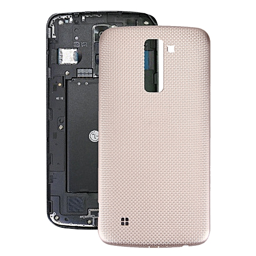 Back Cover with NFC Chip for LG K10 (Gold)